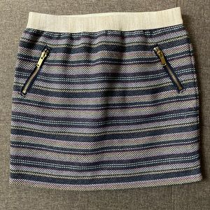 Oshkosh Girl Elastic Waist Fully Lined Mini Skirt